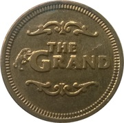Game Token - The Grand – obverse