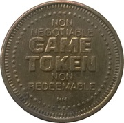 Game Token - The Grand – reverse