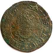 Counter Token (Johann Weidinger; Nuremberg) – reverse