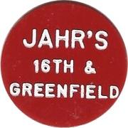 1 Cent - Food Stamp (JAHR's) – obverse
