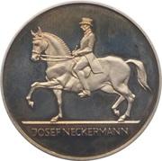 Token - Deutsche Sporthilfe (Josef Neckermann) – obverse