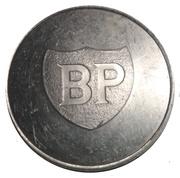 Token BP - Les cracks du sport Belge (Nico Dewalque) – reverse
