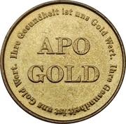 Apo Gold - Apotheke im Marktkauf (Tübingen) – obverse