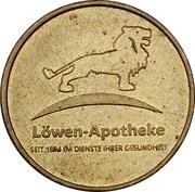 Löwen Taler - Löwen Apotheke (Betzdorf) – obverse