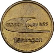 Car Wash Token - Wash Park B27 (Tübingen) – obverse