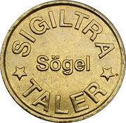 Sigiltra Taler – reverse