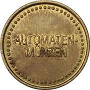 Token - Automaten Münzen Wagnerweb – obverse