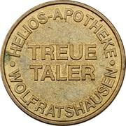 Treue Taler - Helios Apotheke & Christophorus-Apotheke (Wolfratshausen, Bad Tölz) – obverse
