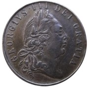 Spade Guinea Gaming Token - George III (The Olden Times) – obverse