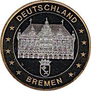 Token - Deutschland Einigkeit Recht Freiheit (Bremen) – obverse