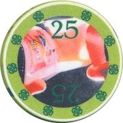 Casino Token - 25 – obverse