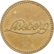 10 Öre - Liseberg Värdemärke  – obverse