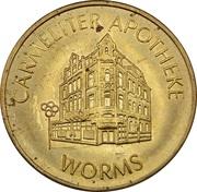 1 Carmeliter Taler - Carmeliter Apotheke (Worms) – obverse