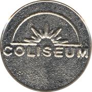 Token - Coliseum (Amiens Métropole) – reverse