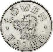 Löwen Taler – reverse