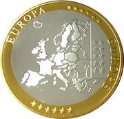 Token - European Currency (Monaco - 20 Euro 2002) – reverse