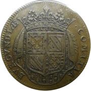 State of Burgundy - Quo plura refundat – obverse