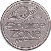 Token - Bintan Industrial Estate (Space Zone) – obverse