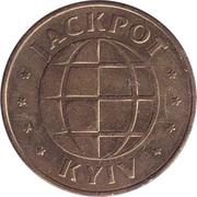 Game Token - Preco Leisure Jackpot Kyiv – obverse