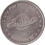 Game Token - Fun Planet (Villeneuve VD) – reverse