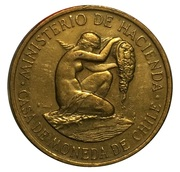 Token - Ministry of finance (FISA 92) – obverse