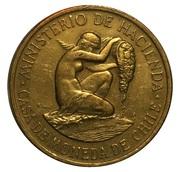 Token - Ministry of finance (FISA 92) – obverse