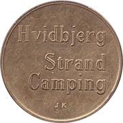Token - Hvidbjerg Strand Camping – obverse