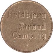 Token - Hvidbjerg Strand Camping – reverse