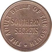 Game Token - Southern Secrets – reverse