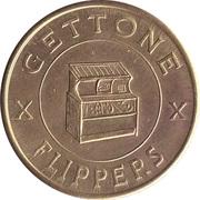 Jukebox Token - Gettone Apparecchi Elettrici (Centromatic, Busto Ar.) – reverse