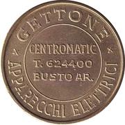 Jukebox Token - Gettone Apparecchi Elettrici (Centromatic, Busto Ar.) – obverse