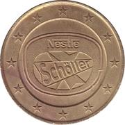 Token - Nestle Schöller (Gold-Wash) – obverse