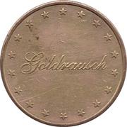 1 Punkt - Goldrausch – obverse