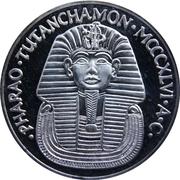 Token - Nummis Mundi (Tutankhamun) – obverse