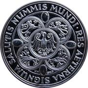 Token - Nummis Mundi (Tutankhamun) – reverse