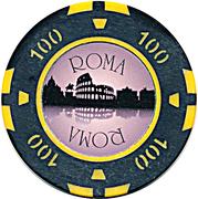 Casino Token - Roma (100) -  obverse