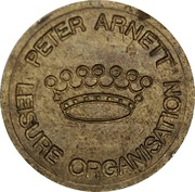 Token - Eurocoin (Peter Arnett Leisure Organisation) – obverse