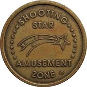 Game Token - Shooting Star Amusement Zone – obverse