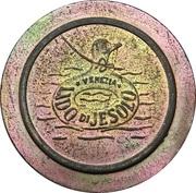 Token - Perin Maria (Lido di Jesolo, Venezia) – reverse