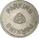 Parking Token - Scheidt & Bachmann – obverse