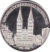 Token - Bremer Dom – reverse