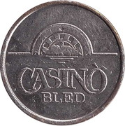 Game Token - Casino Bled – reverse