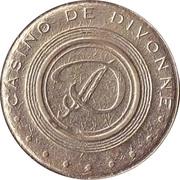20 Cents - Casino de Divonne – obverse