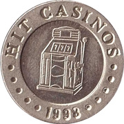 Game Token - Hit Casinos (Nova Gorica) – reverse