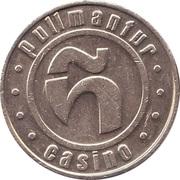 Game Token - Pullmantur Casino – obverse