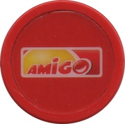 Shopping Cart Token - Amigo – obverse