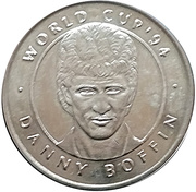 Token - Foot Magazine (World Cup'94 - Dany Boffin) – obverse