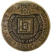 1 Agatus - Lwówek Śląski – reverse