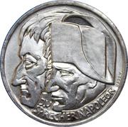 Medallion - Kanton Graubünden 150th Anniversary – obverse