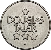 Douglas Taler - Douglas Apotheken (Offenburg) – reverse